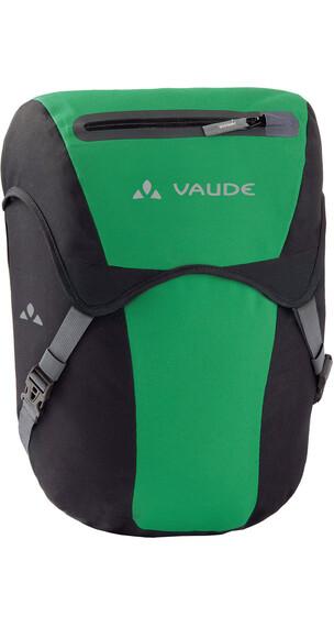 VAUDE Discover II fietstas groen/zwart